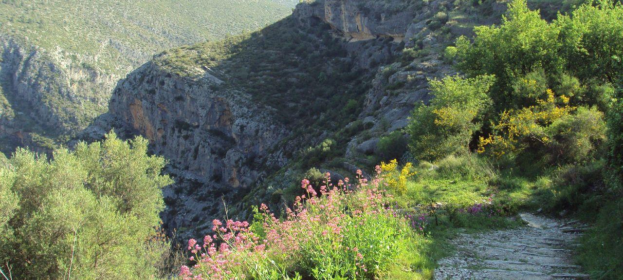 El Comtat, Walencja, Hiszpania