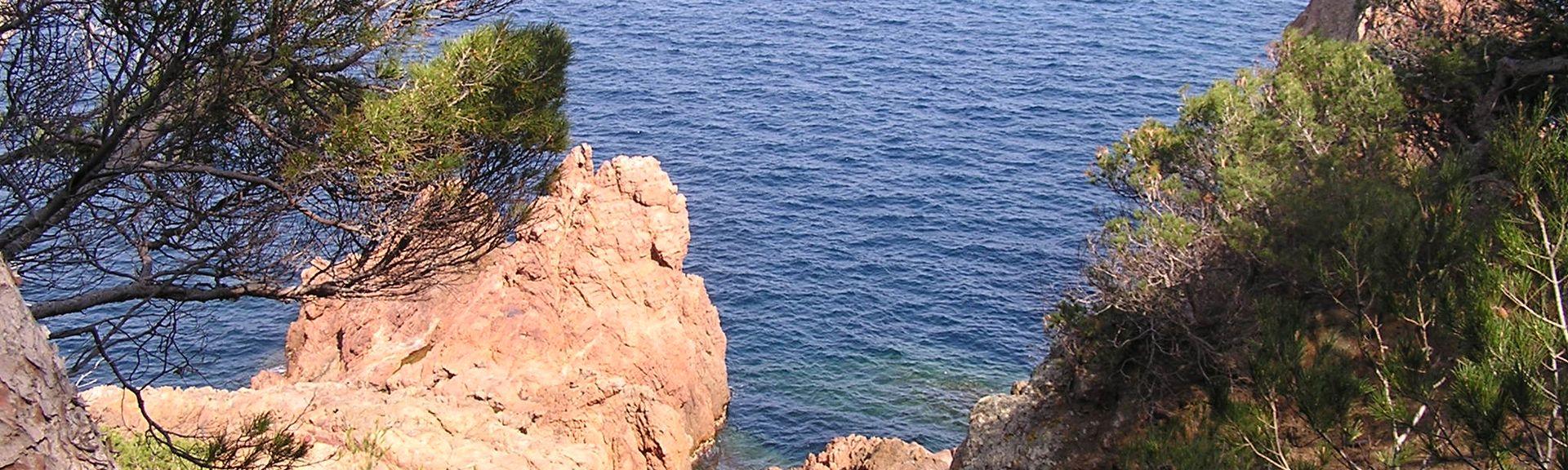 La Napoule, Provence-Alpes-Côte d'Azur, Frankrig