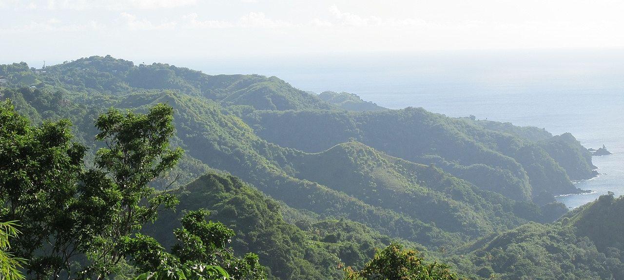 Charlotteville, Eastern Tobago, Republique de Trinite et Tobago