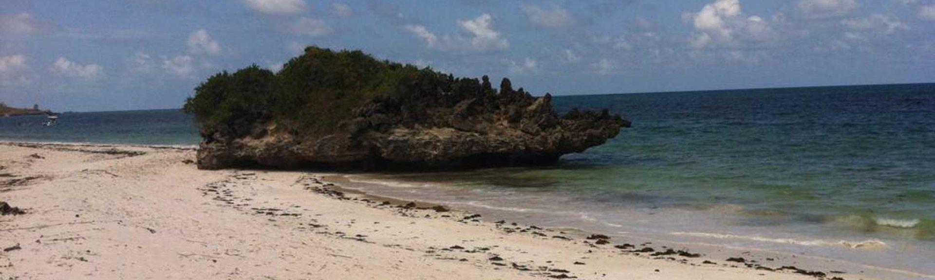 Spiaggia di Watamu, Watamu, Contea di Kilifi, Kenya