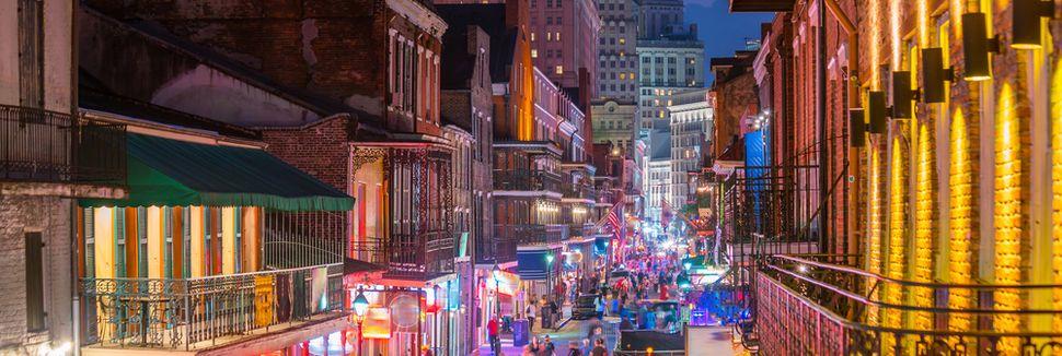 Nueva Orleans, Luisiana, Estados Unidos