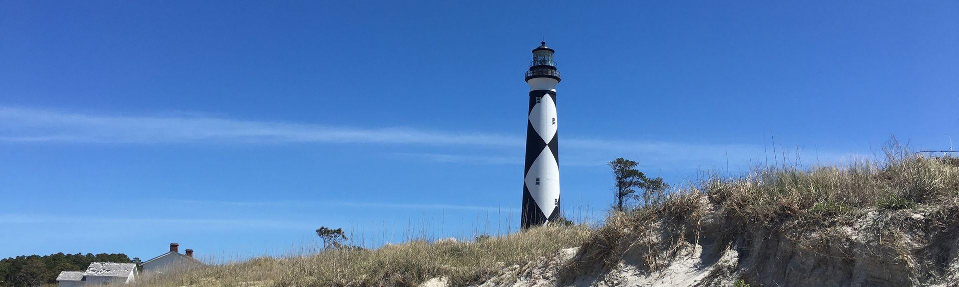 Minnesott Beach, Carolina do Norte, Estados Unidos