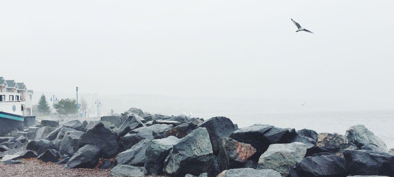 Park Point Beach, Duluth, MN, USA