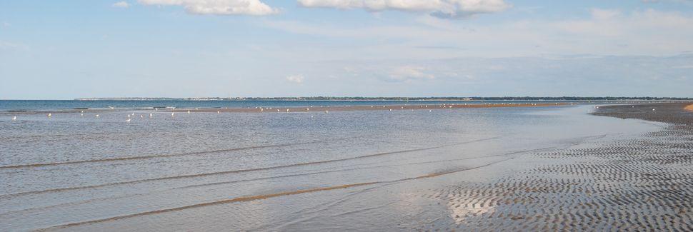 Saint-Sauveur-le-Vicomte, Normandie, Frankrike