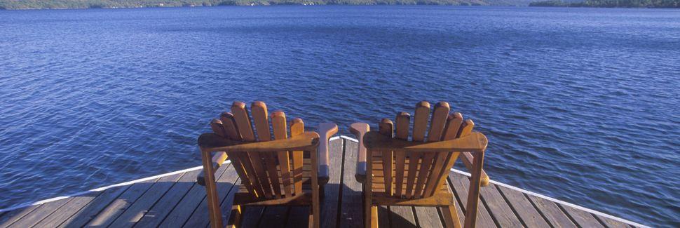 Lago George, Nueva York, Estados Unidos