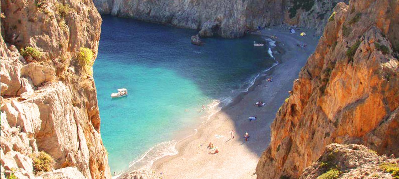 Lentas, Crète, Grèce