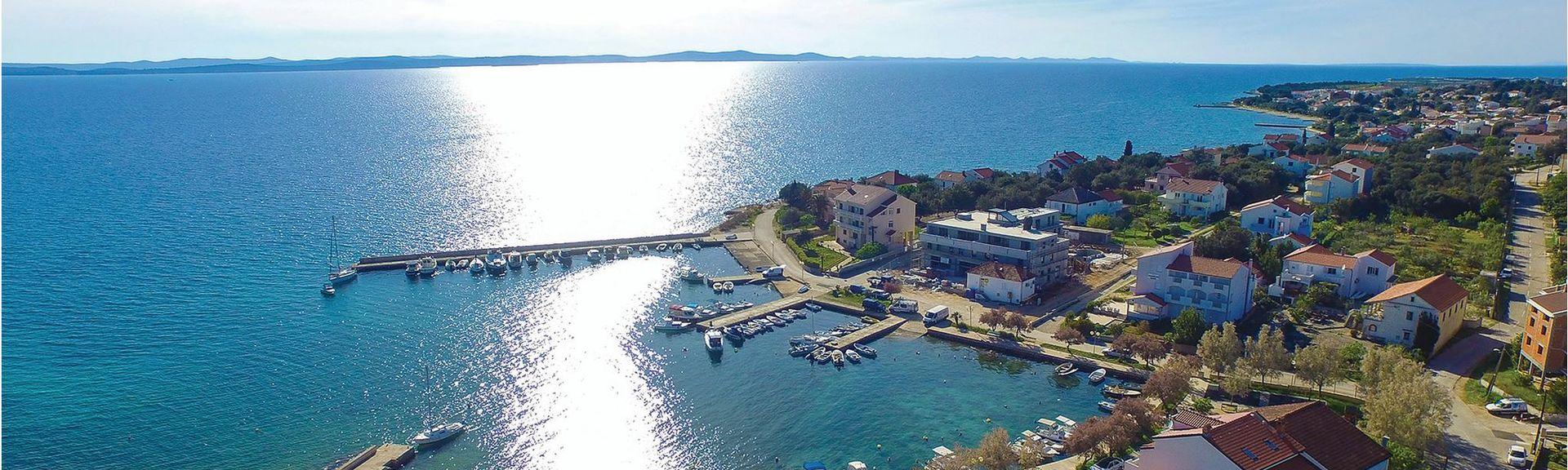Zemunik Donji, Zadars län, Kroatien