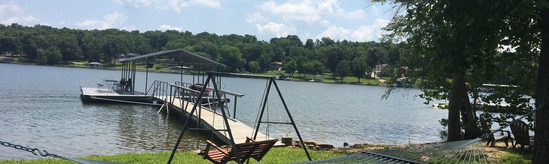 Puerto deportivo del embalse de Kentucky, Gilbertsville, Kentucky, Estados Unidos