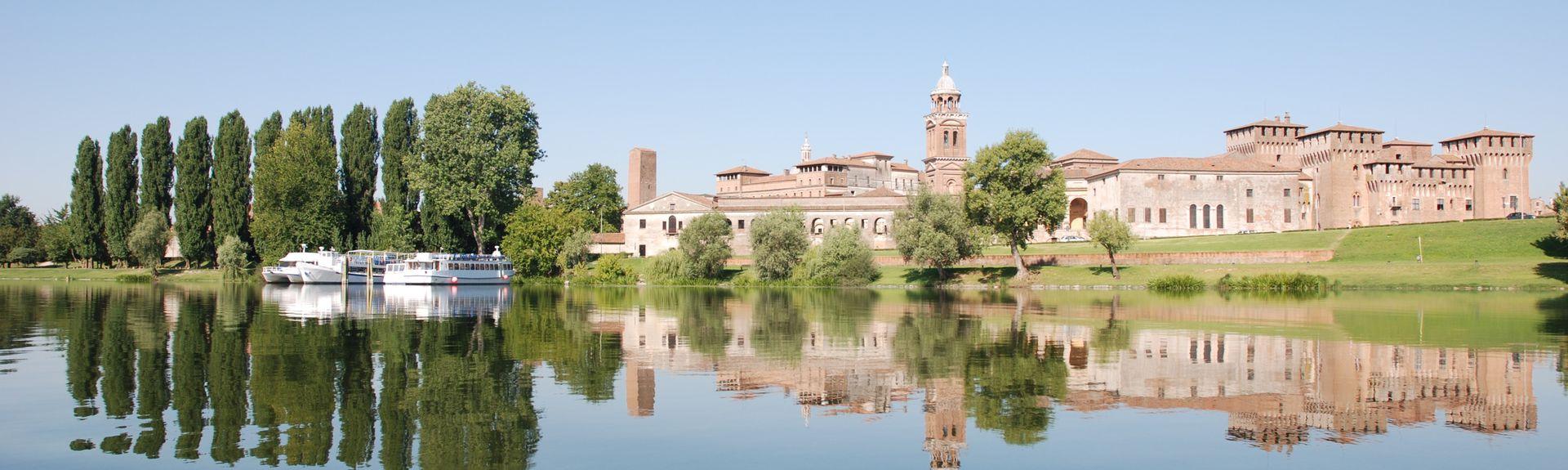 Salus-ziekenhuis, Reggio nell'Emilia, Emilia-Romagna, Italië