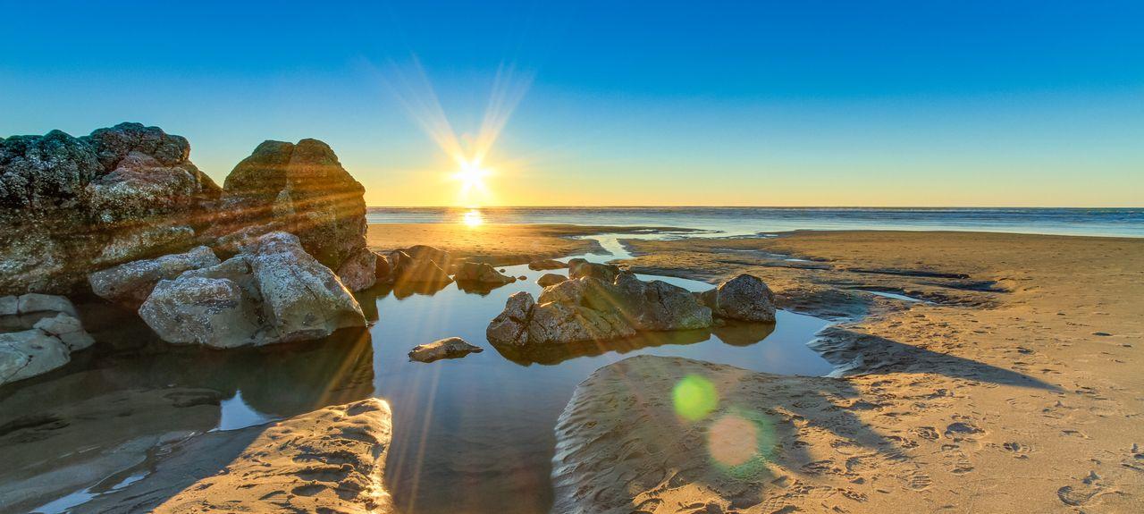 Olivia Beach, Lincoln City, OR, USA