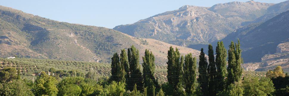 Campillo de Arenas, Andalusien, Spanien