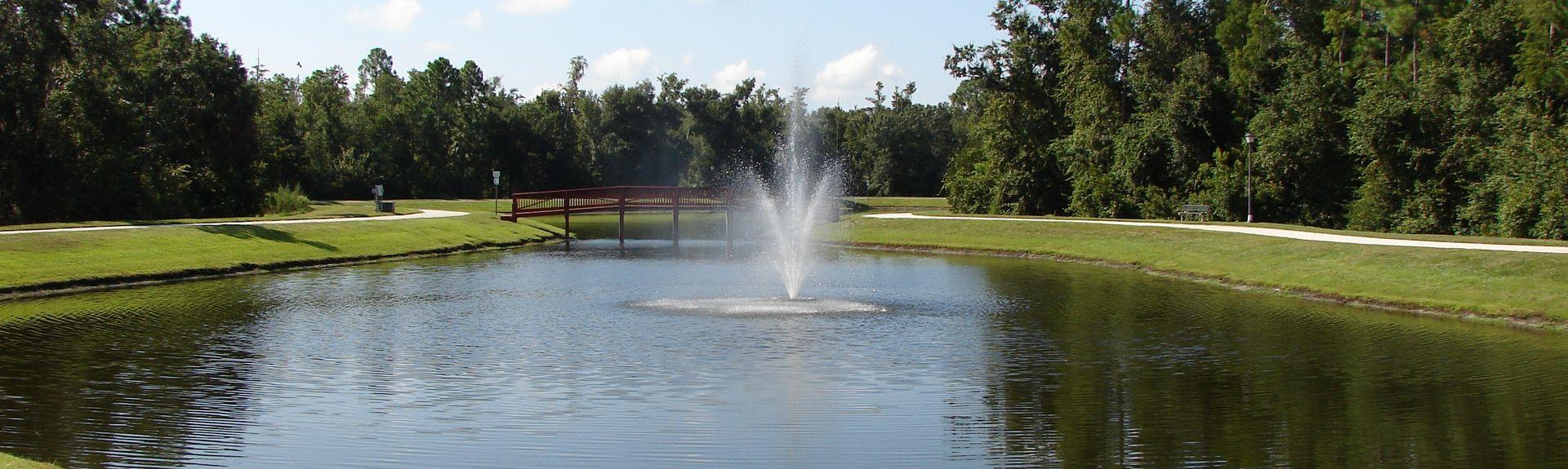 Liberty Village, Kissimmee, FL, USA