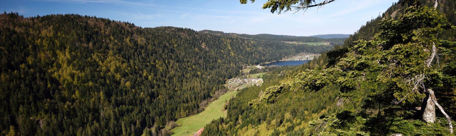 Xonrupt-Longemer, Vosges (departementti), Ranska