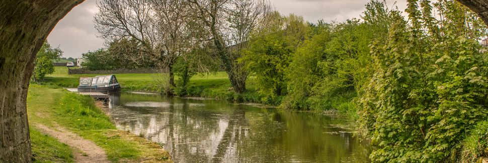 Warton, District Lancaster, Engeland, Verenigd Koninkrijk