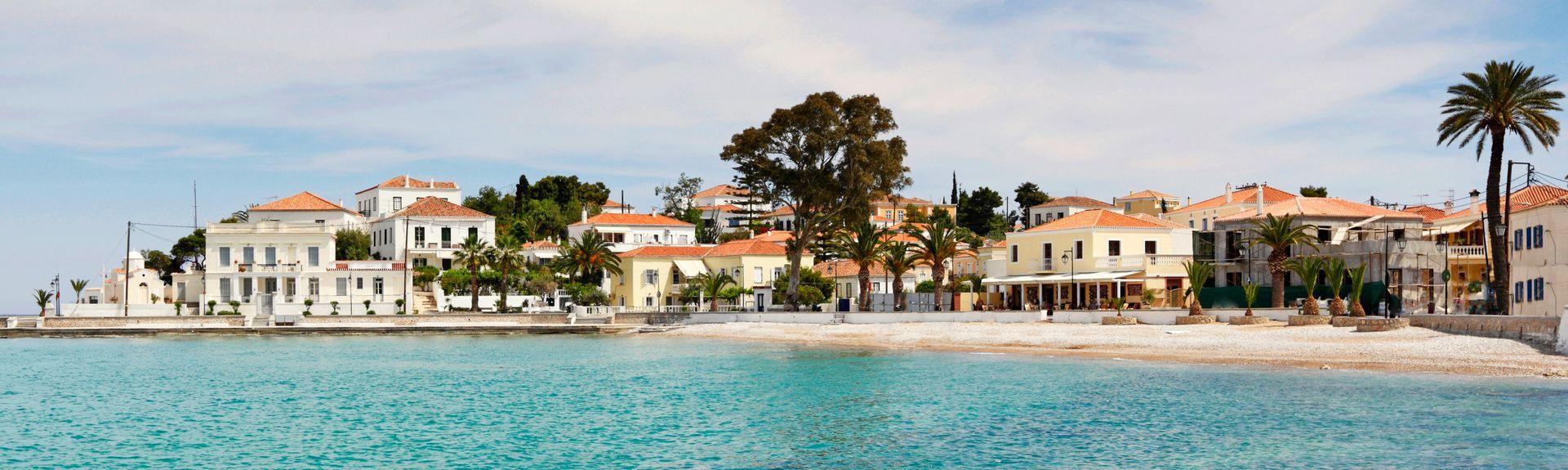 Σπέτσες, Αττική, Ελλάδα