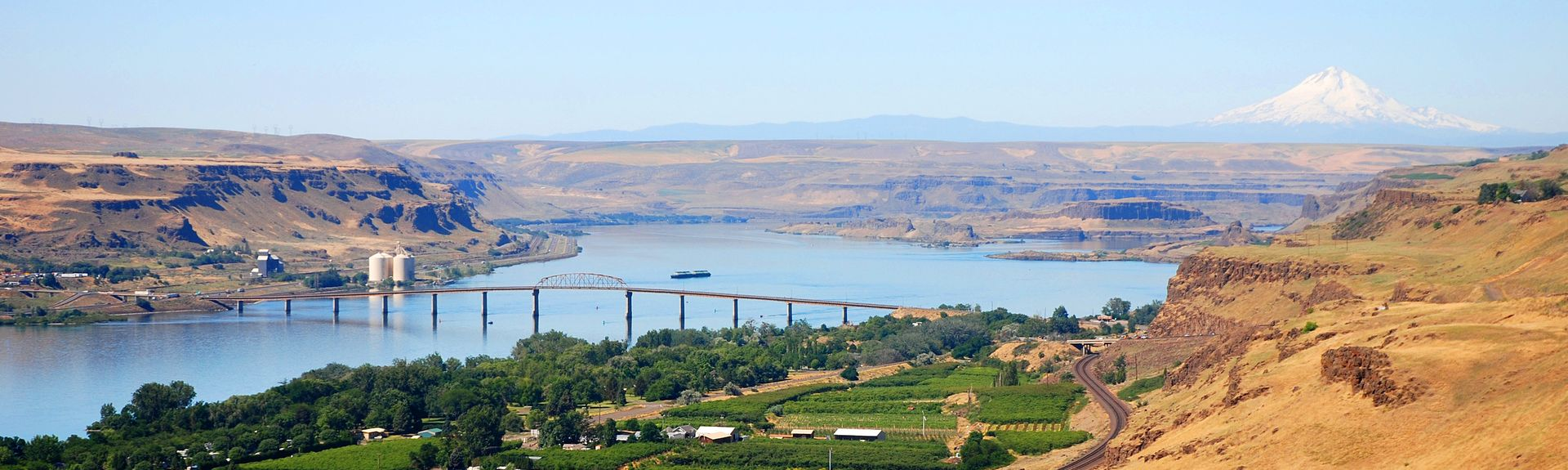 The Dalles, Oregon, USA