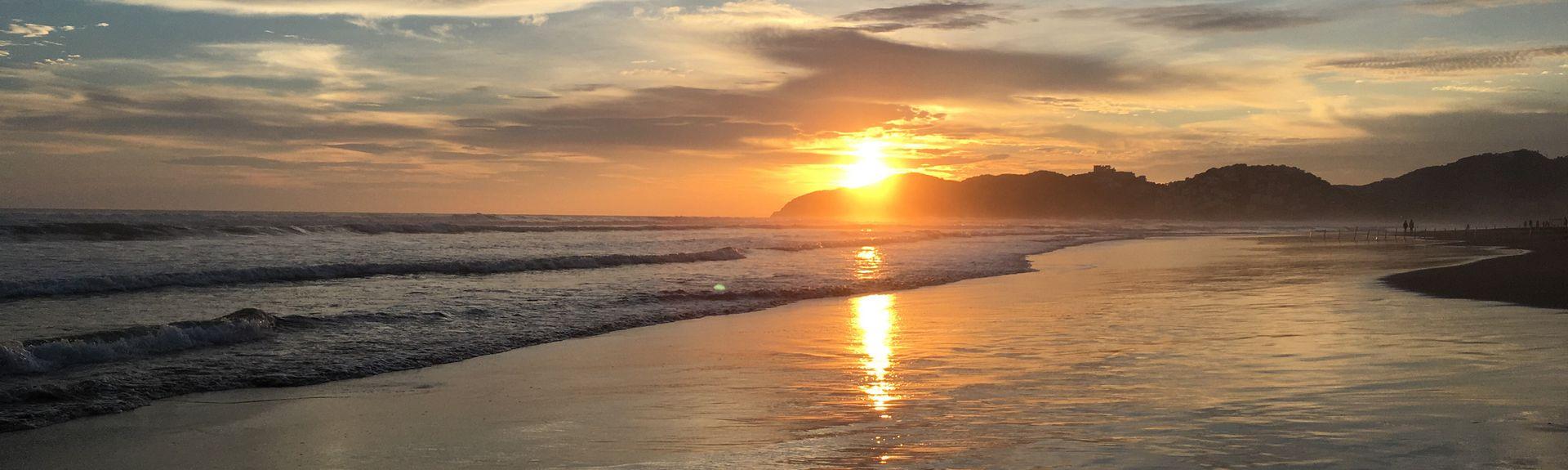 Playa Diamante, Acapulco, Guerrero, México
