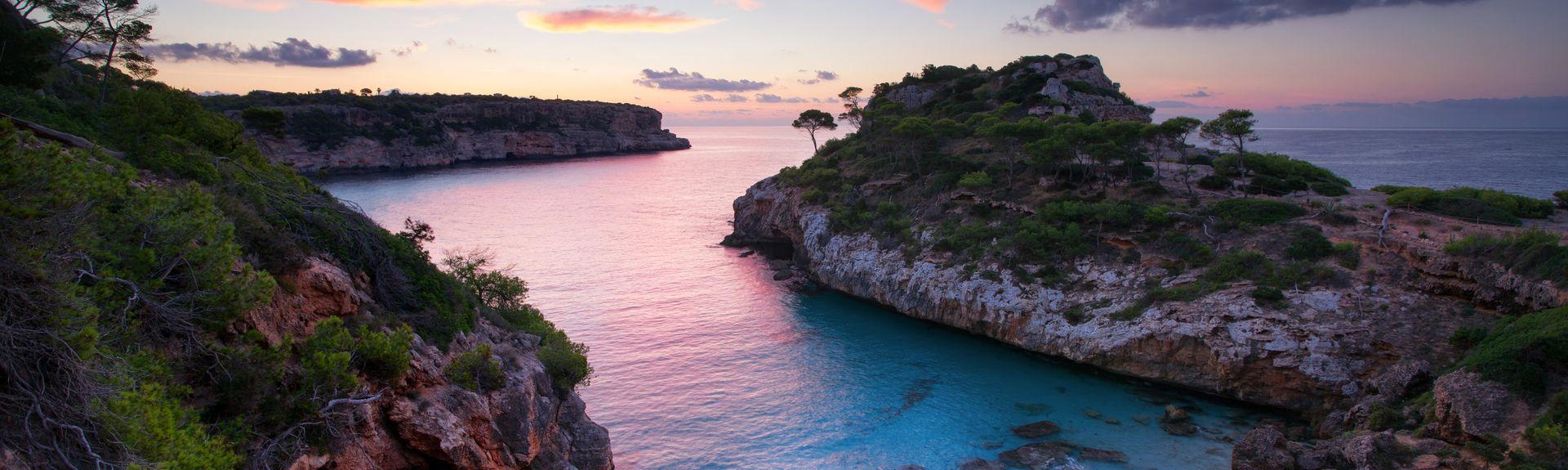 Santañy, Balearerna, Spanien