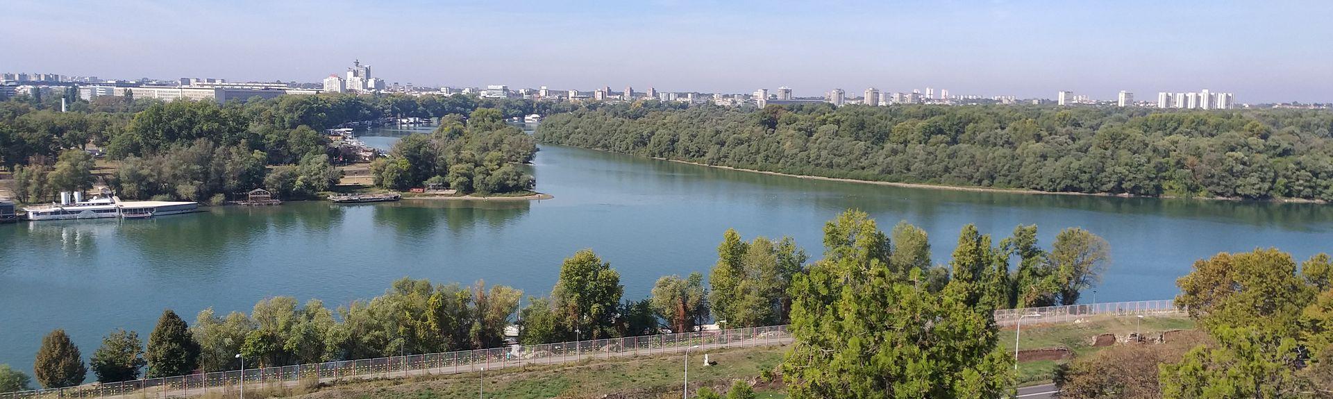 Dorćol, Belgrado, Sérvia Central, Sérvia