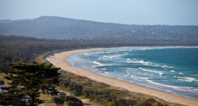 Tura Beach, New South Wales, Australien