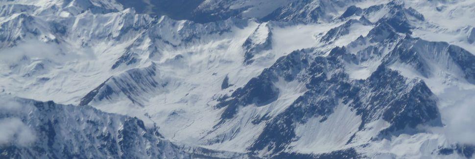 Centrum van Anchorage, Anchorage, Alaska, Verenigde Staten
