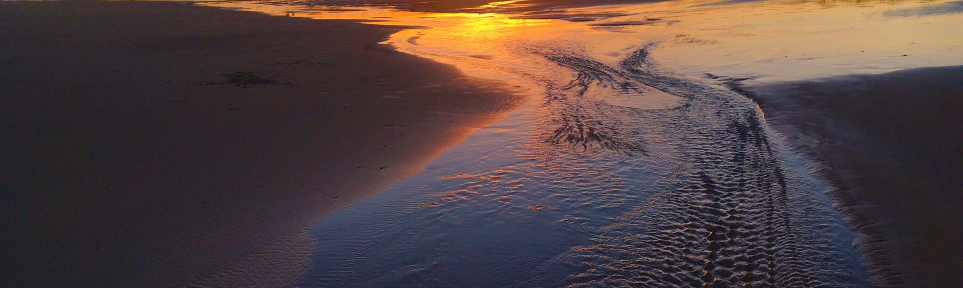 Cabanas Beach, Tavira, Portugal