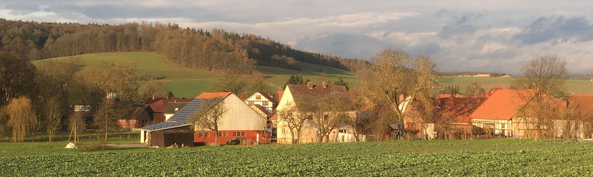 Huenfeld, Hessen, Germany