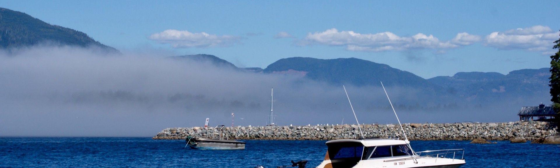 Port Renfrew, Colombie-Britannique, Canada