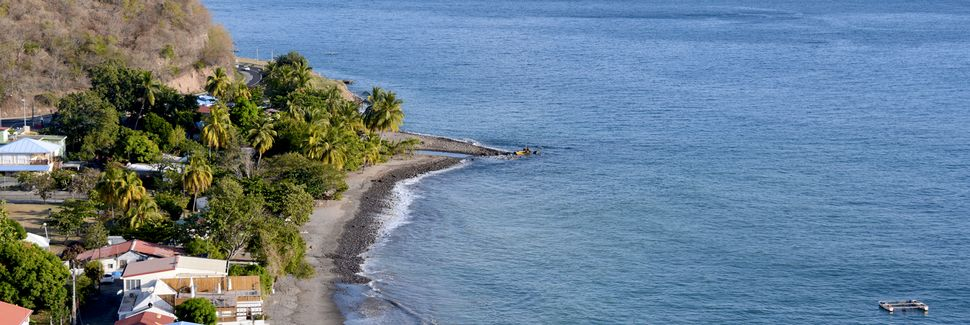 Le Prêcheur, La Trinité, Martinica