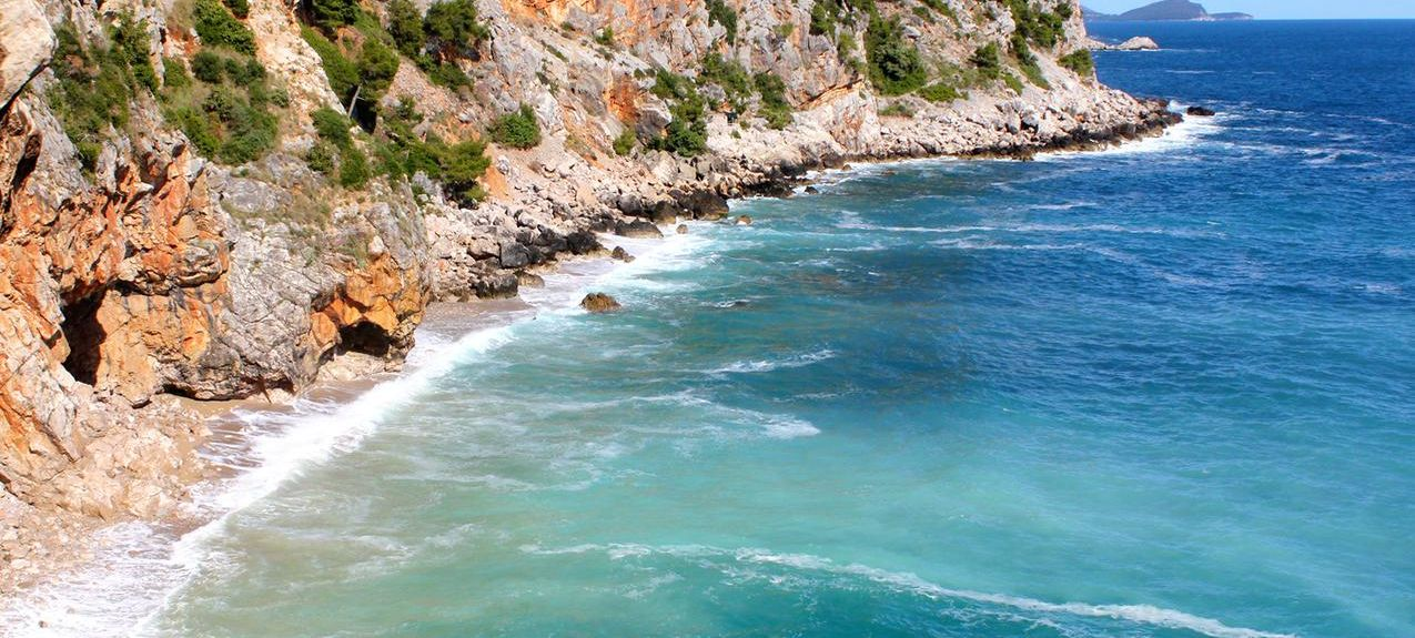 Lovorno, Dubrovnik-Neretva, Kroatia
