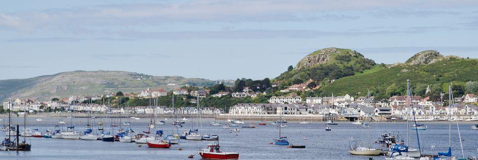 Llysfaen, Colwyn Bay, Pays de Galles, Royaume-Uni