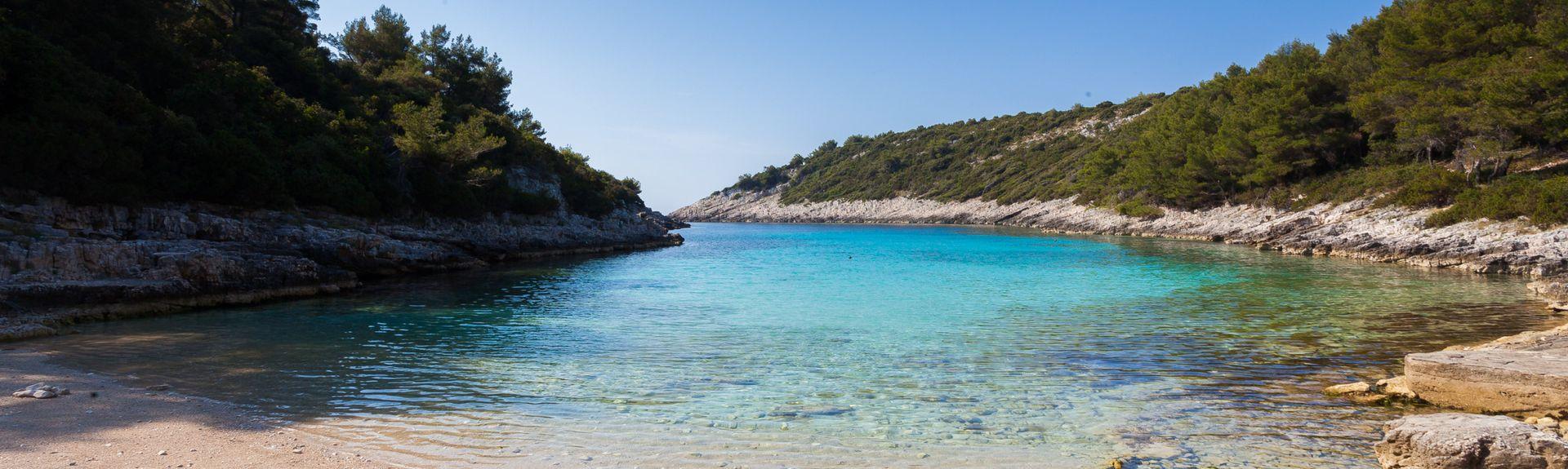 Zavalatica, Korčula, Dubrovnik-Neretva, Kroatia