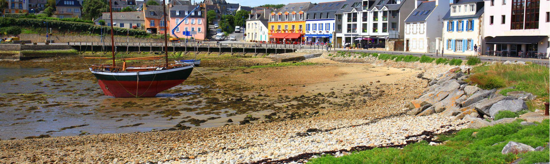 Camaret-sur-Mer, Finistère, Frankreich
