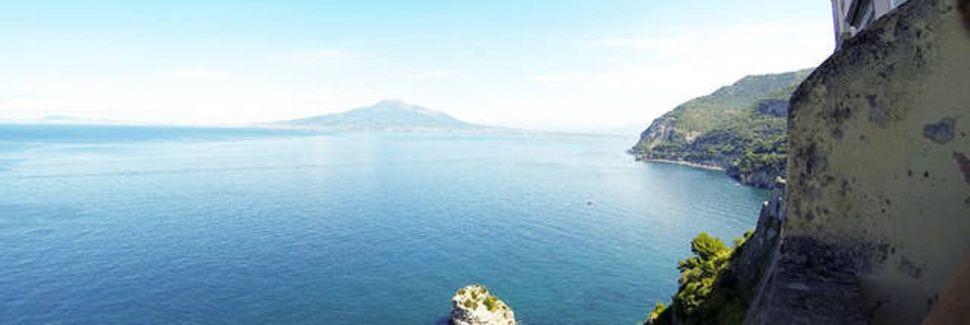 Spiaggia del Fornillo, Positano, Campania, Italy