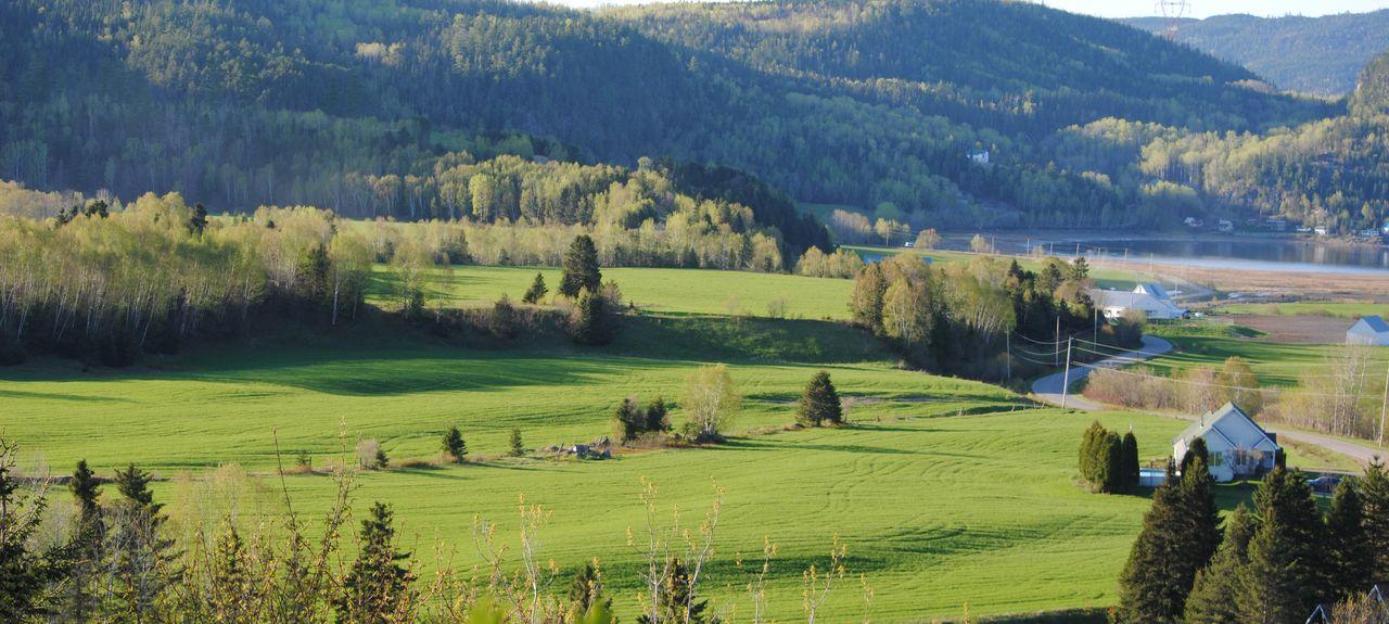 Le Fjord-du-Saguenay Regional County Municipality, Quebec, Kanada