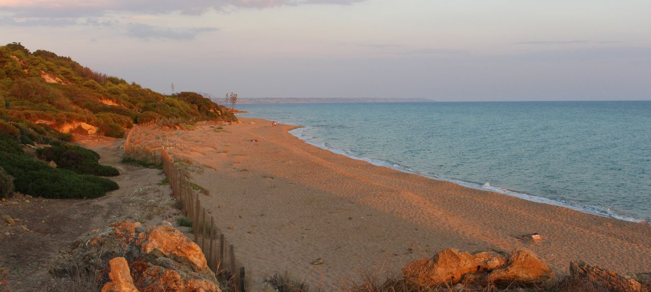 Marinella di Selinunte, Sicilia, Italia