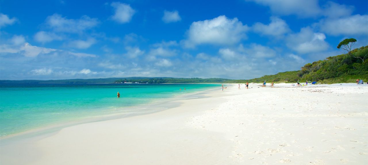 Hyams Beach NSW, Australia