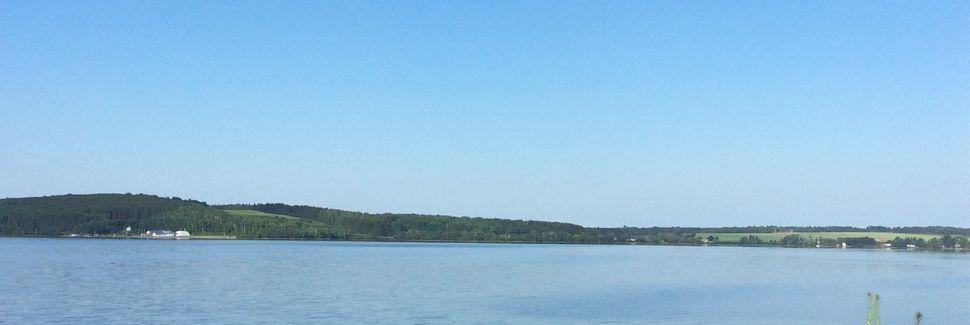 Cross Lake, Square Lake, ME, USA
