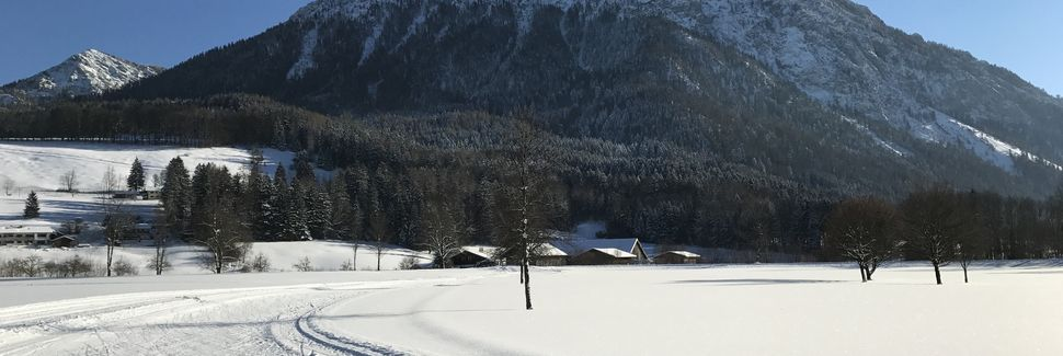 Grashof, Ruhpolding, Baviera, Alemanha