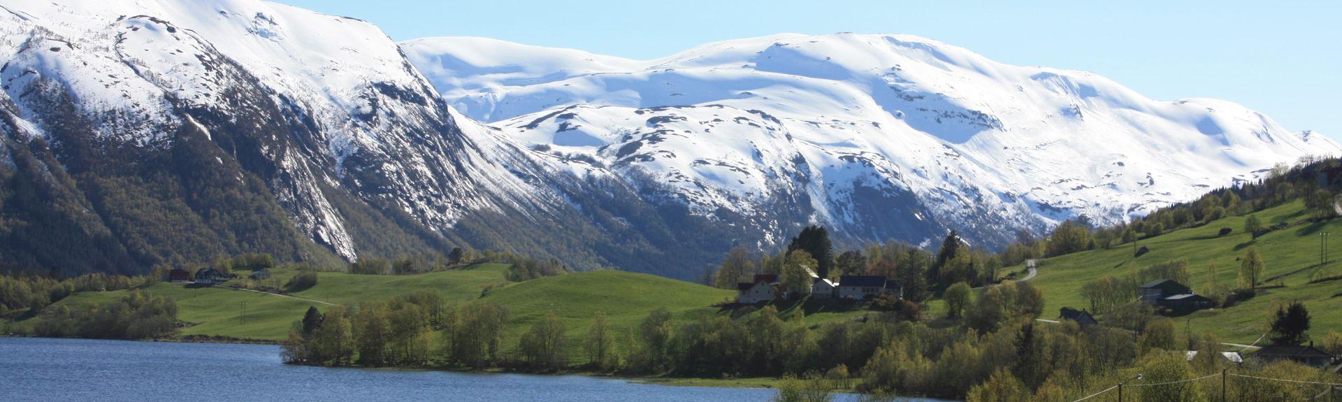 Forde, Sogn og Fjordane, Norvegia