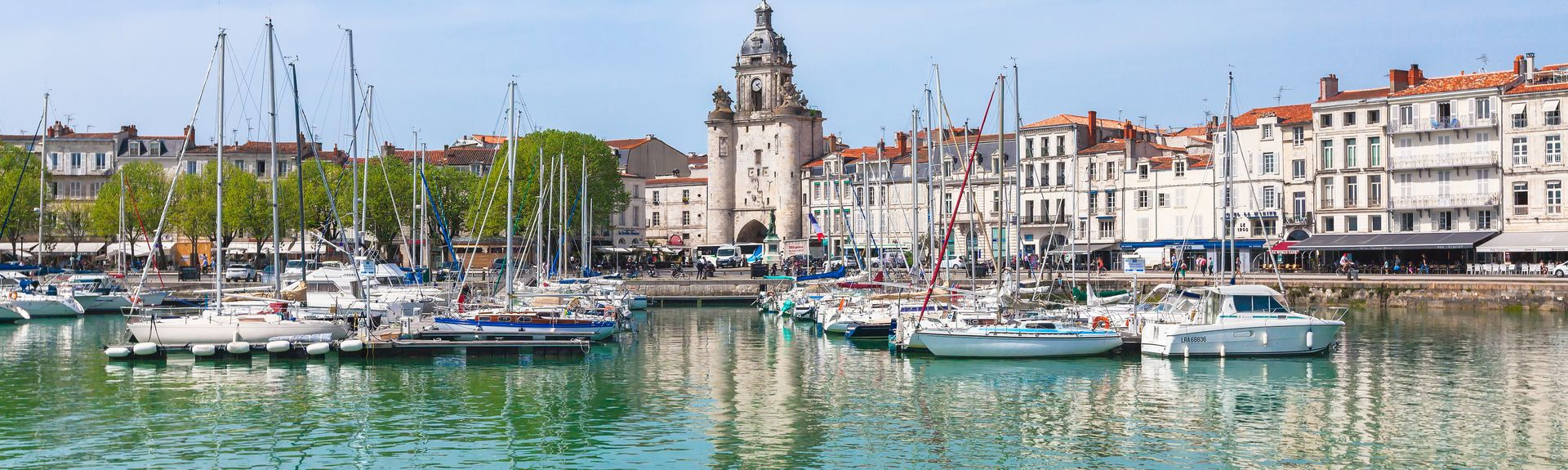 La Rochelle, Charente-Maritime (department), France