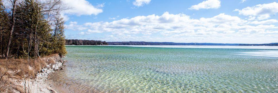 Lake Leelanau, Míchigan, Estados Unidos