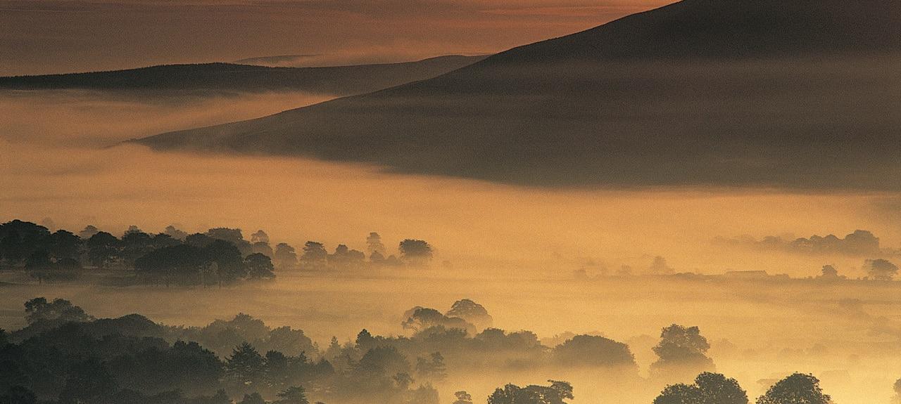 High Peak District, Derbyshire, UK