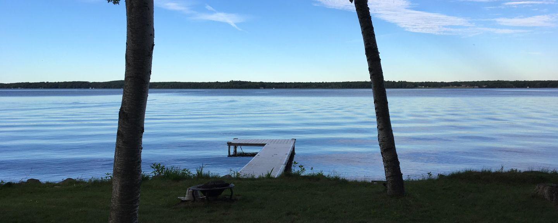 Parc provincial Emily, Kawartha Lakes, Ontario, Canada