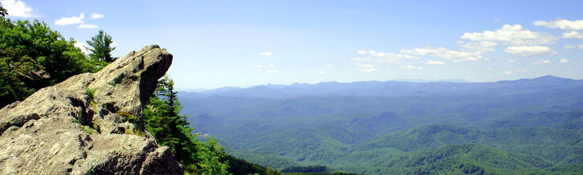 Blowing Rock, Caroline du Nord, États-Unis d'Amérique