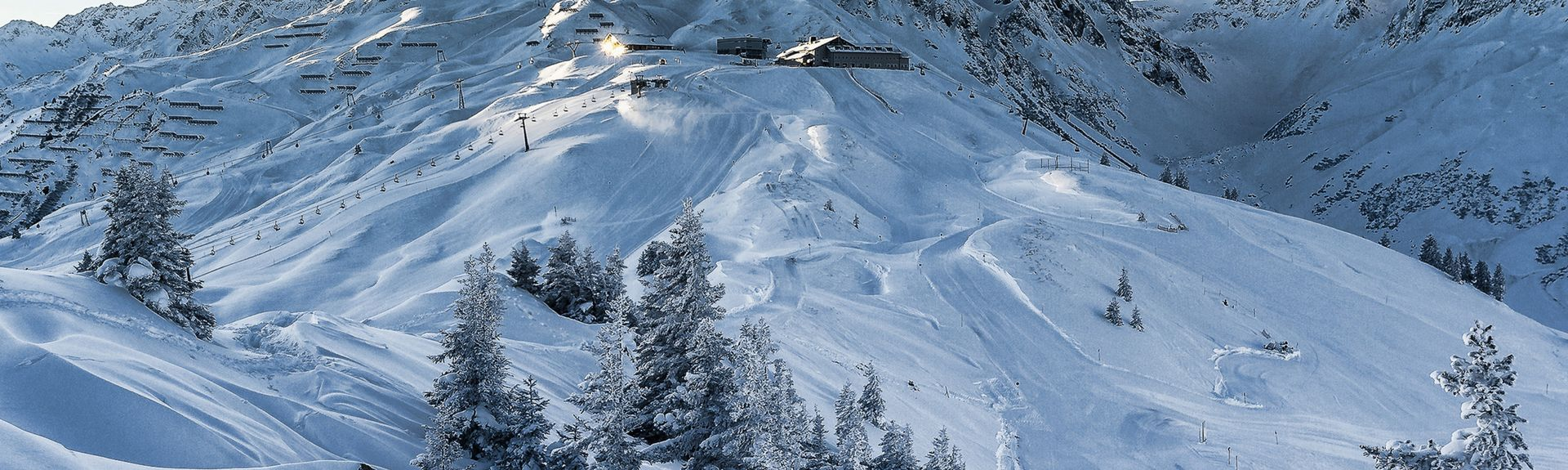 Paznaun, Tyrol, Austria