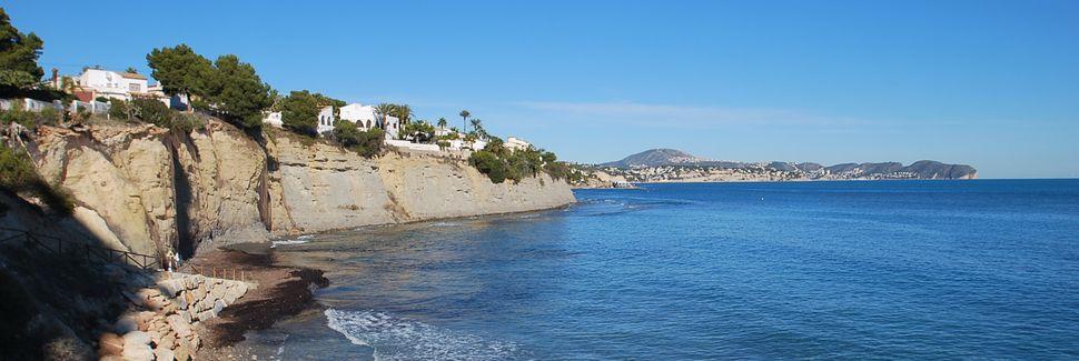 La Sella Golfbane, Denia, Valencia, Spanien