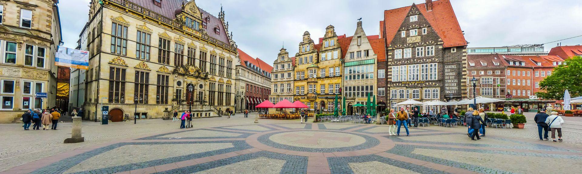 Μπρέμεν, Γερμανία