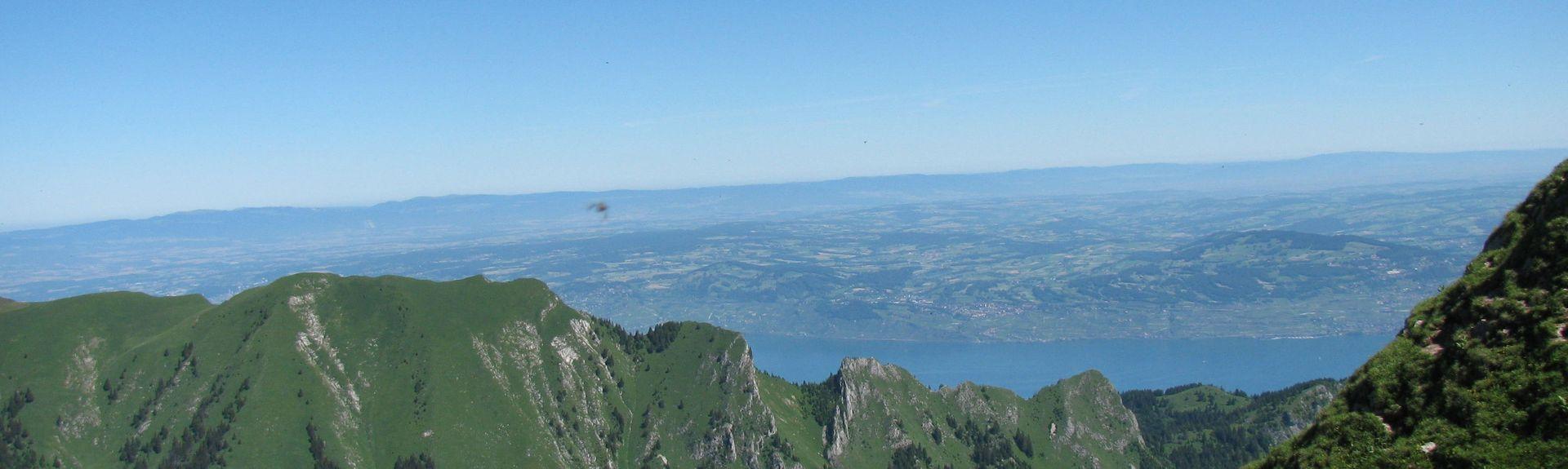 Cassino de Montreux, Montreux, Cantão de Vaud, Suíça