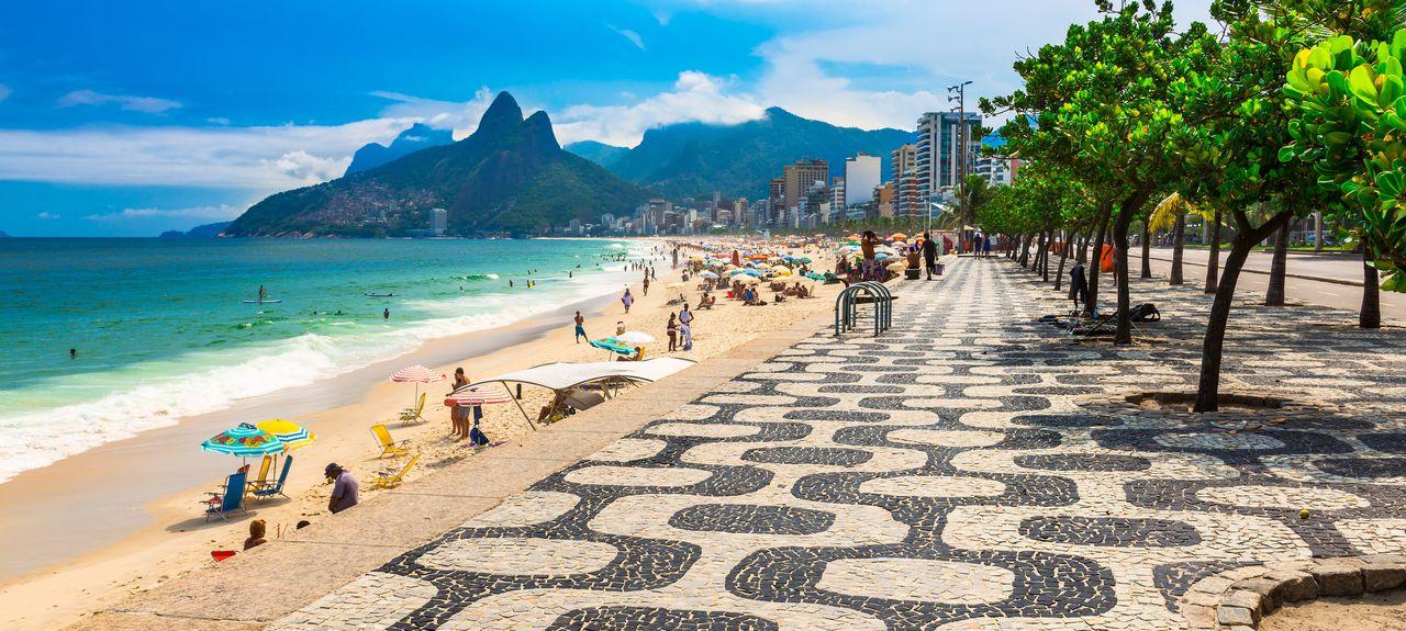 Ipanema, Rio de Janeiro - State of Rio de Janeiro, Brazil